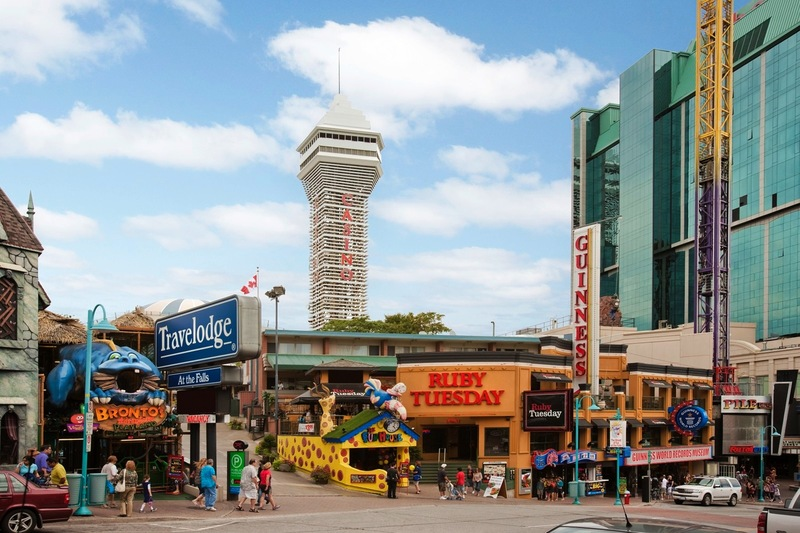 Urlaub im Travelodge by Wyndham Niagara Falls at the Falls - hier günstig online buchen