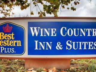günstige Angebote für Best Western Plus Wine Country Inn & Suites