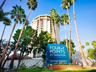 günstige Angebote für Four Points by Sheraton Downtown San Diego