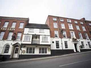 günstige Angebote für The Lion Hotel Shrewsbury by Compass Hospitality