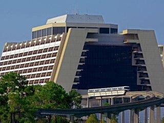 Urlaub im Bay Lake Tower at Disney´s Contemporary Resort - hier günstig online buchen